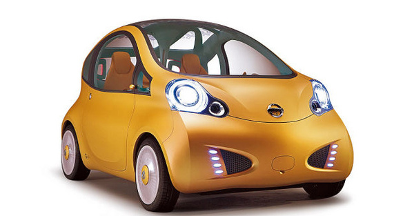"""Design : la première Nissan électrique sera """"remarquable"""""""