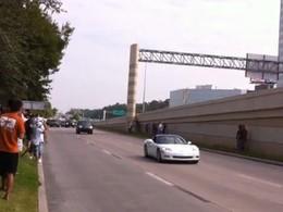 [Vidéo] Le FAIL absolu du burnout en Corvette C6