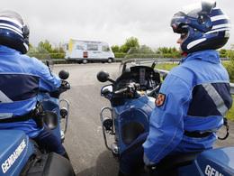 Gironde : un automobiliste néerlandais flashé à 219 km/h... au téléphone