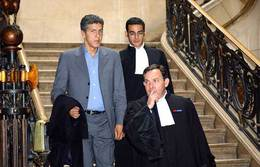 Prison avec sursis pour Samy Naceri