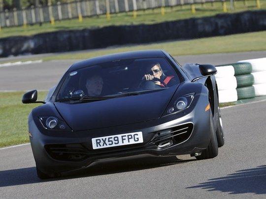 Les clients de la McLaren MP4-12C seraient porschistes dans l'âme