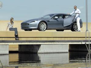 L'Aston Martin Rapide va grandir pour devenir Lagonda
