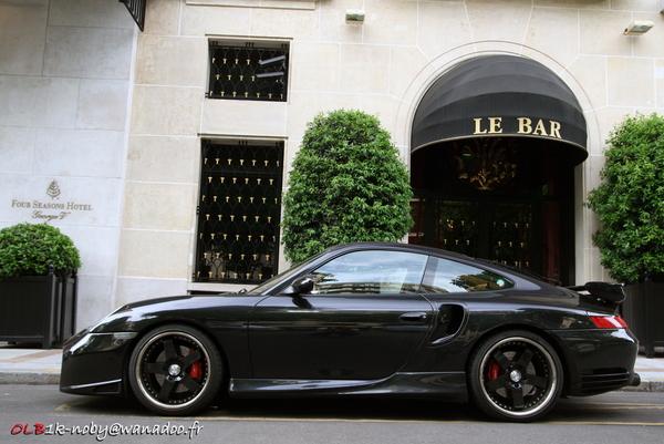 Photos du jour : Porsche 996 Turbo