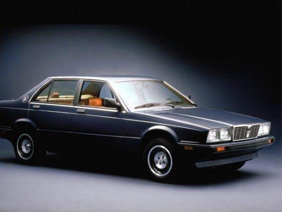 Maserati - la petite Quattroporte sera-t-elle une héritière de la Biturbo?