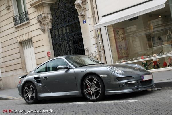 Photos du jour : Porsche 997 Turbo RS-Cup by Ad-Racingworld