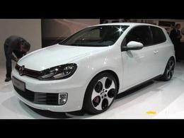 Paris 2008 : Volkswagen Golf GTI