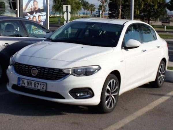 Surprise : la Fiat Aegea prend la lumière