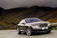 Une Bentley Zagato en préparation