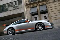 Photos du jour : Porsche 997 GT3 RS