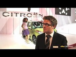 Paris 2008 : Alexandre Malval, département style Citroën (interview)