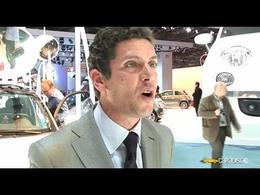 Paris 2008 : Carlos Gomes, PDG Fiat France (interview)