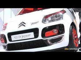 Paris 2008 : Citroën C3 Picasso