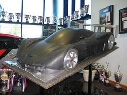 La Corvette LMP1 qui n'existera (probablement) jamais