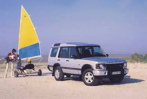 Land Rover Saint James: so british