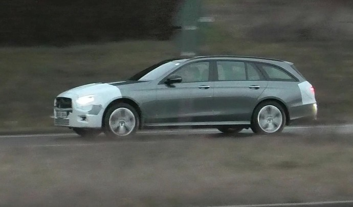 Toutes les futures Mercedes Classe E restylées surprises ensemble