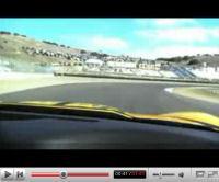 La vidéo du jour : Future Corvette ZR-1 à Laguna Seca
