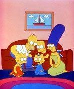 Homer en motard : Dohh !!