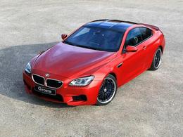 La nouvelle BMW M6 est déjà passée entre les mains de G-Power