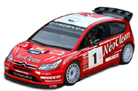 """Première victoire d'une Citroën C4 """"WRC"""""""
