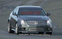 Future Cadillac CTS-V : c'est elle !