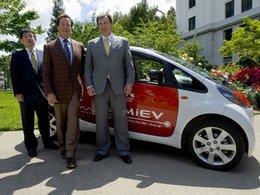 Mitsubishi i-MiEV électrique : la version américaine va être modifiée
