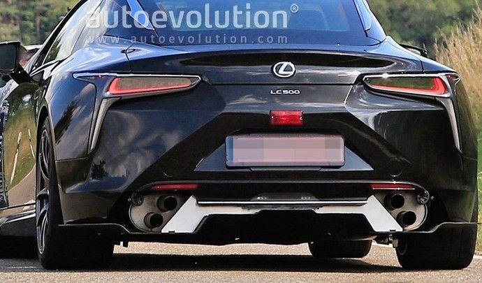 Lexus : deux modèles sportifs en préparation