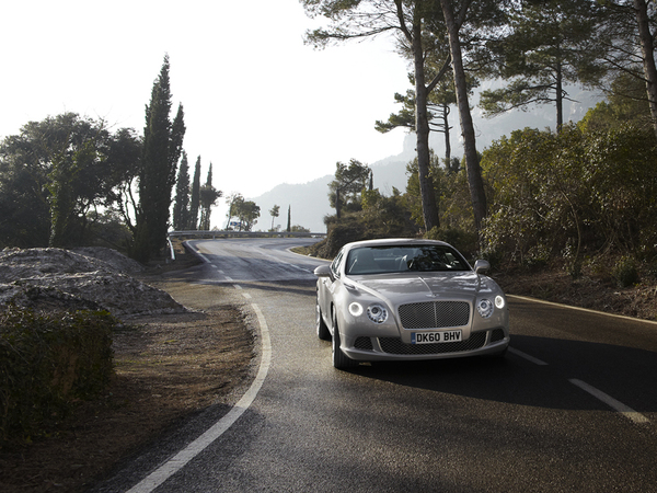 Mondial 2010 : Bentley Continental GT, toutes les infos et  photos HD