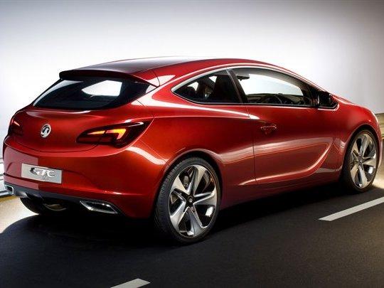 Mondial 2010 : l'Opel GTC Paris se dévoile