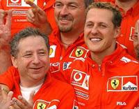 Jean Todt : 13 ans de vie commune avec la Scuderia Ferrari