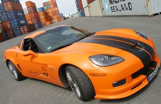 "Corvette Z06 Infinity Performance, 600 chevaux ""nobles"""