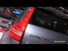 Paris 2008 : Citroën C4 restylée