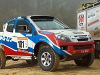 Dakar 2013 - Team Red Bull et Isuzu