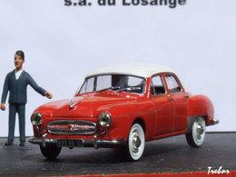 Miniature : 1/43ème - RENAULT Frégate
