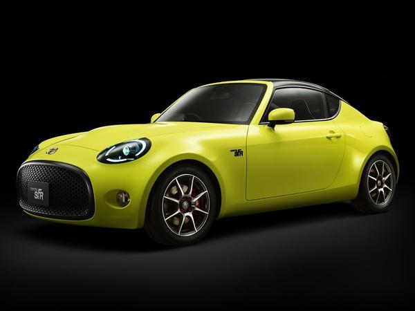 Tokyo 2015 : Toyota dévoile le S-FR Concept