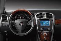 Nouvel intérieur pour le Cadillac SRX