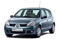 La Clio II restylée devient Campus!