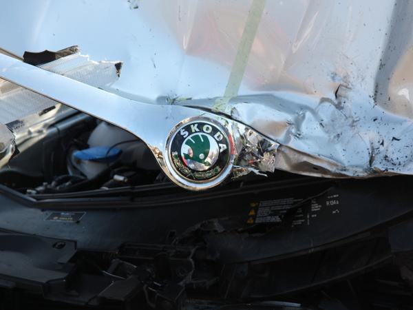 Skoda Safety Day : un crash test live à 90 km/h !