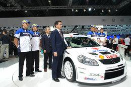 WRC: quelle suite pour Suzuki ?