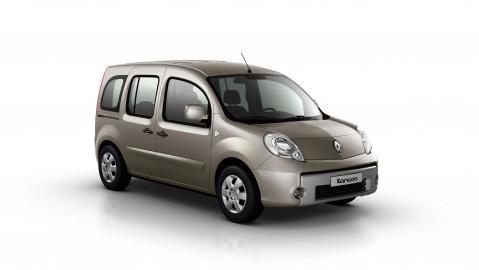 Renault Kangoo : face de Bebop pour la Privilège
