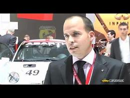 Paris 2008 : Antoine Burguière, responsable marketing Abarth (interview)