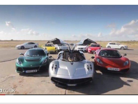 [vidéo] EVO UK cherche sa voiture de l'année. Avec joie