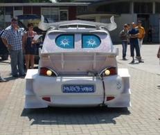 Saucisse du vendredi : Fiat Pandi-Panda