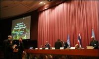 Bangkok-climat : le rapport du Giec, approuvé et rendu public aujourd'hui