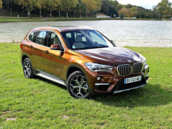 Le BMW X1 arrive en concession : changement de philosophie