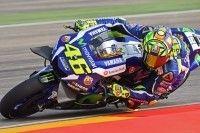 MotoGP - Aragon J.1 : Rossi et la menace Honda