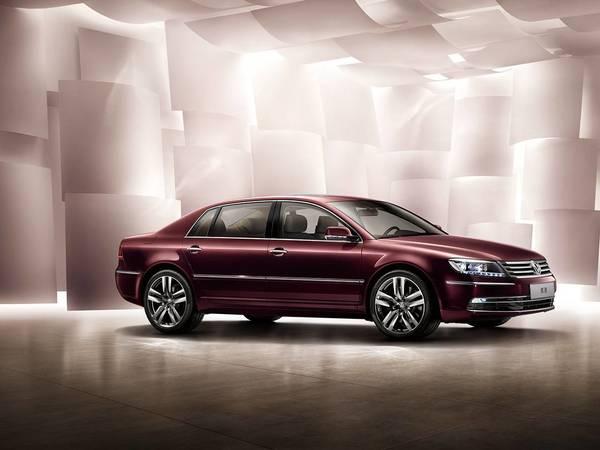 Affaire Volkswagen : la Phaeton maintenue, une Bugatti retardée