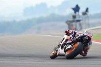 MotoGP - Aragon J.1 : Márquez dominé par Pedrosa