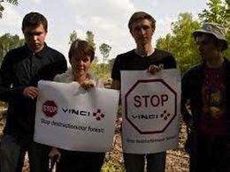 A Montpellier, le péage était gratuit pour protester contre les actions du groupe Vinci
