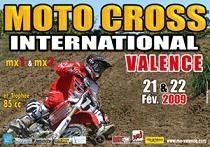 MX Valence 2009, les 21 et 22 février