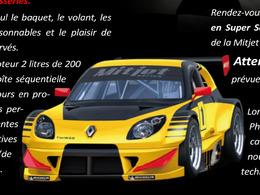 Un moteur Renault pour la nouvelle Mitjet 2L Supersport